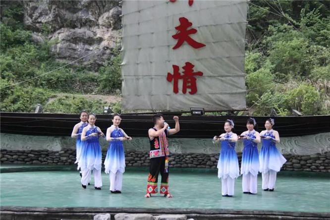 神农溪纤夫文化走廊 (5)