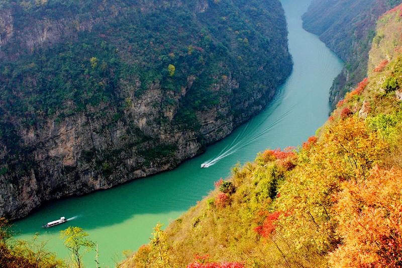 巴东神农溪图片-12