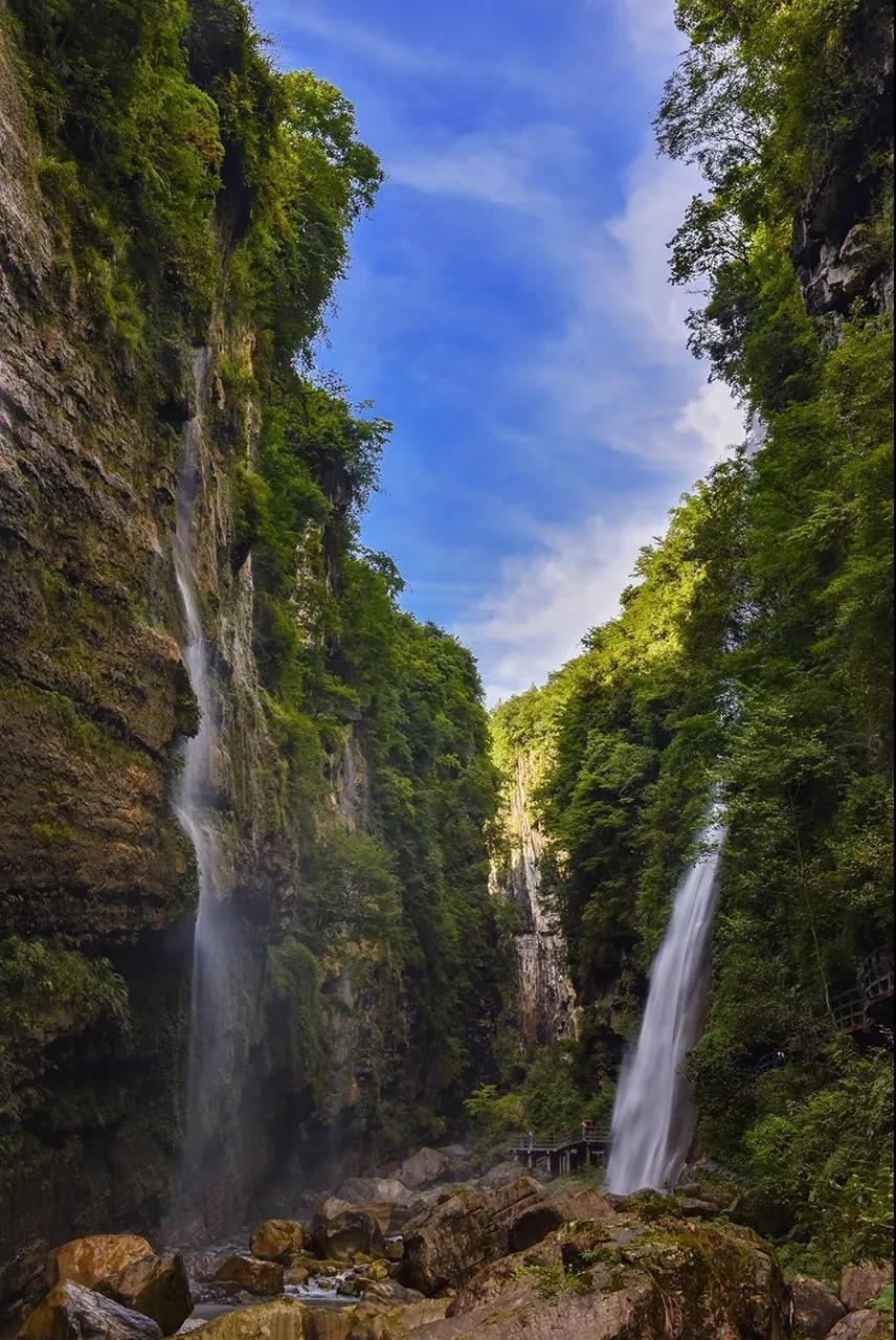 恩施大峡谷 (2)