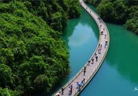 湖北宣恩狮子关浮桥介绍