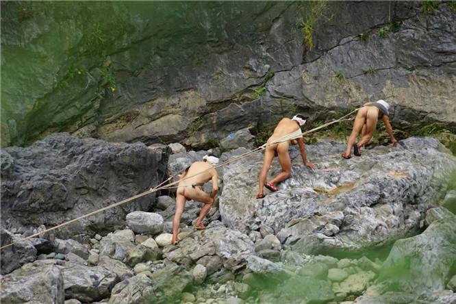 神秘的纤夫文化——神农溪纤夫文化旅游区